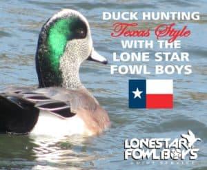 Z FOWL BOY Duck 16
